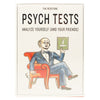 The Redstone Psych Tests Book  by Hachette - 1