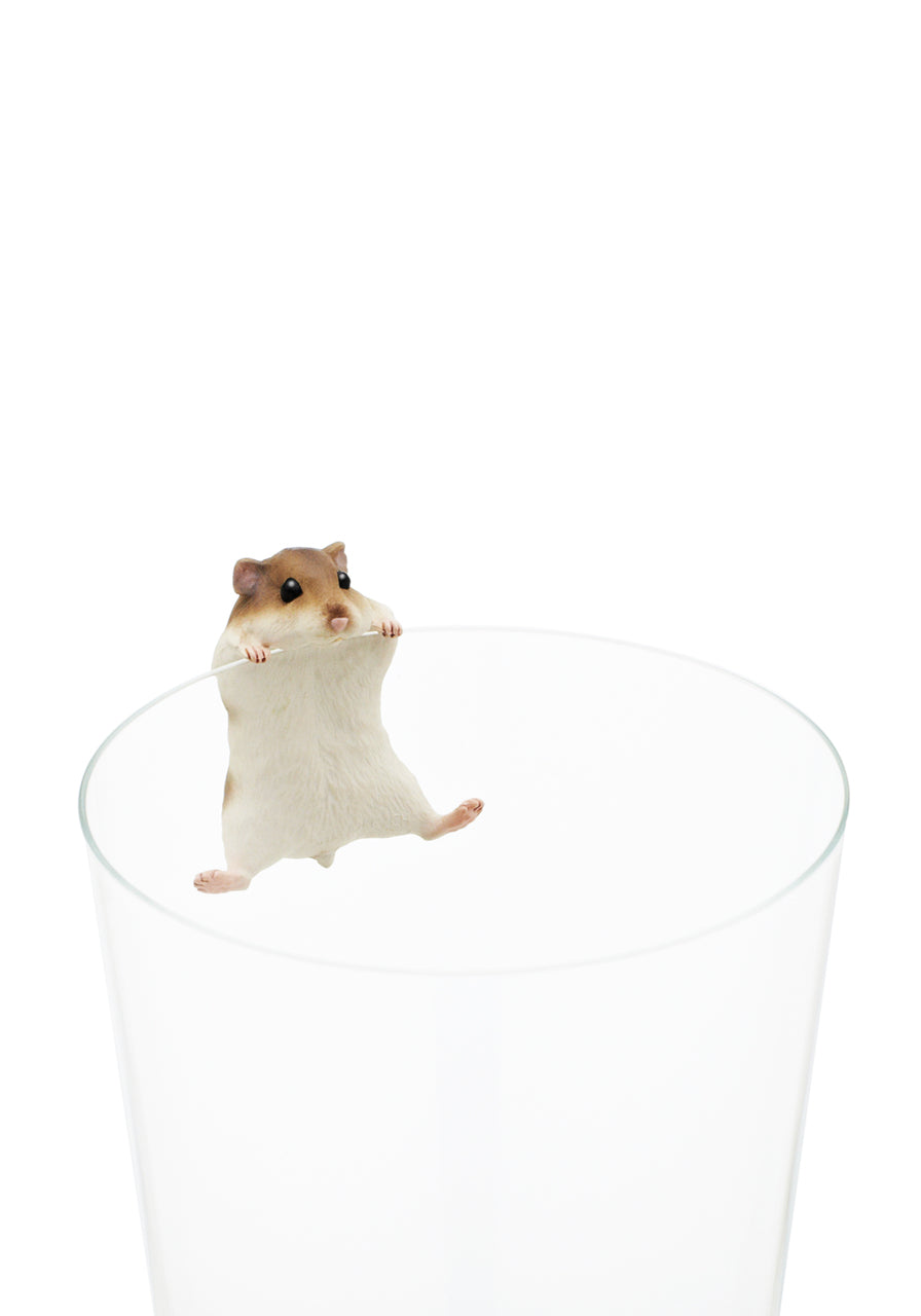 Putitio Hamster on The Cup Blind Box Series