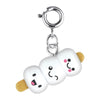 Marshmellow Friends Charm  by High Intencity