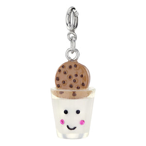 Milk and Cookies Charm  by High Intencity