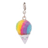 Rainbow Snow Cone Charm  by High Intencity