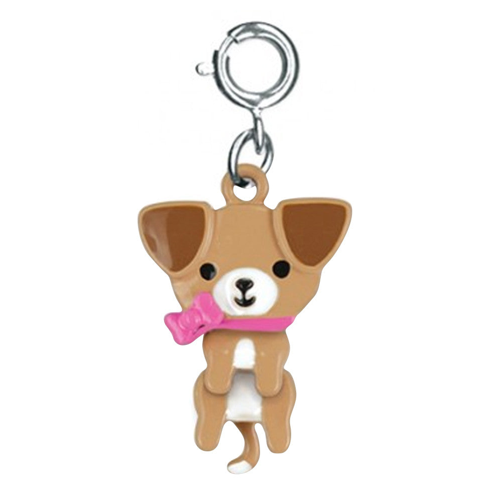 Charm It - Swivel Puppy Charm