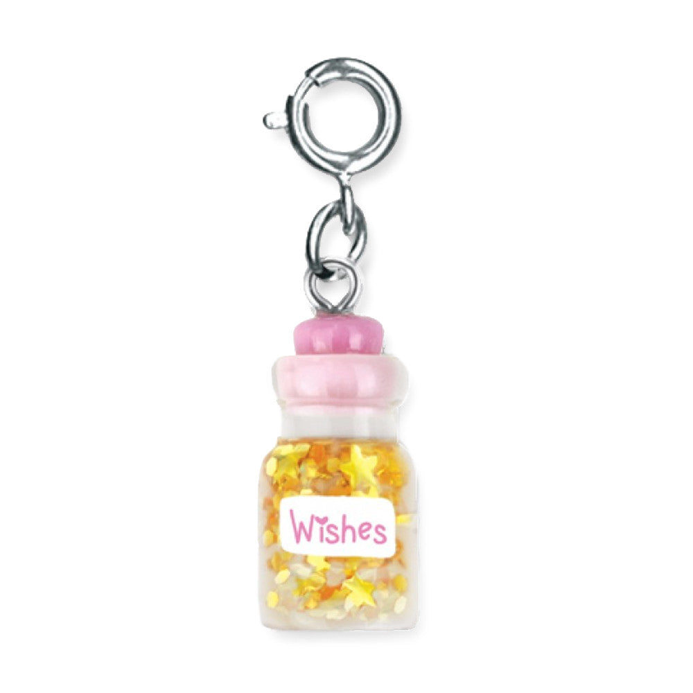 Wishes Bottle Charm  by High Intencity