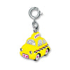 Yellow Taxi Charm  by High Intencity