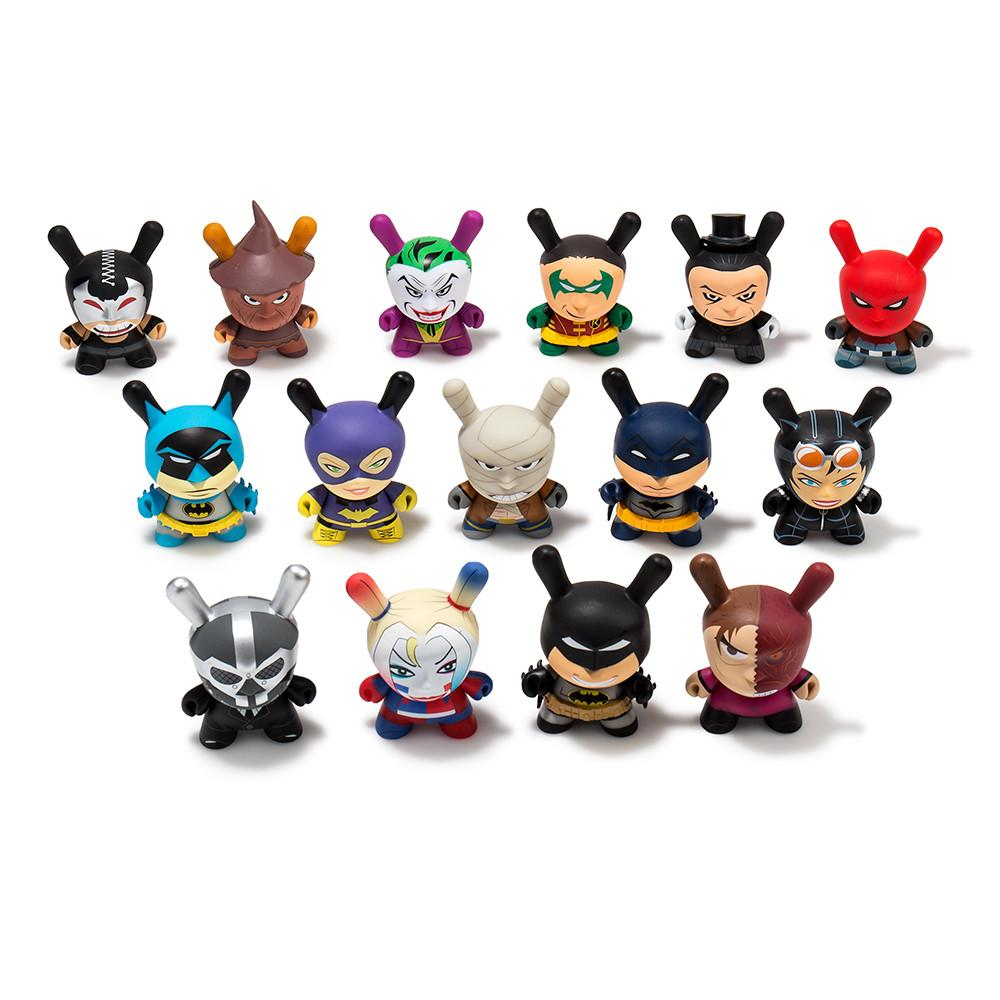 "Kidrobot 3"" Blind Box Mini Series: Batman"