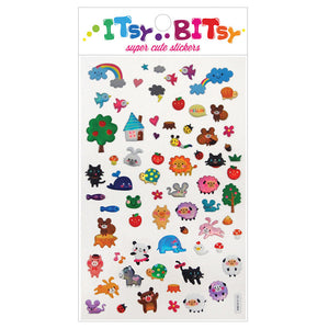 Itsy Bitsy Animal Town Stickers