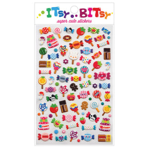 Itsy Bitsy Candy Time Stickers