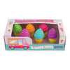 Petite Sweets Ice Creams Shoppe Scented Erasers, Set of 6