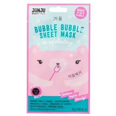 JiinJu Bubble Bubble Sheet Mask