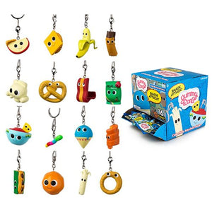 Kidrobot Yummy World Snack Attack Keychain Series