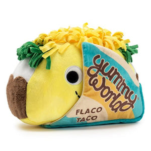 Kidrobot Yummy World Plush: Medium Flaco Taco