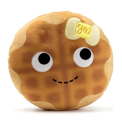 Kidrobot Yummy World Plush: Medium Wendy Waffle