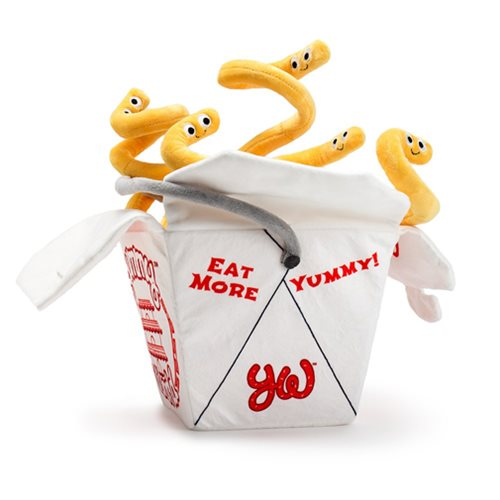 Kidrobot Yummy World Plush: Large Tommy Take-Out
