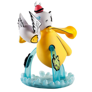 Kidrobot Medium Figure: Pelican't by Joe Ledbetter