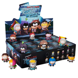 "Kidrobot x South Park 3"" Blind Box Mystery Series Mysterion Koon Toolshed"