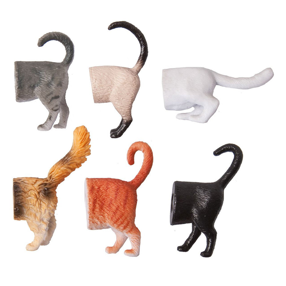 Cat Butt Magnets - PIQ