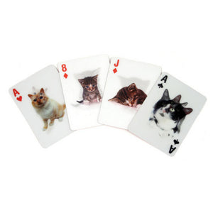 Cats Playing Cards  by Kikkerland