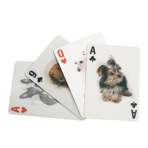 Dogs Playing Cards  by Kikkerland