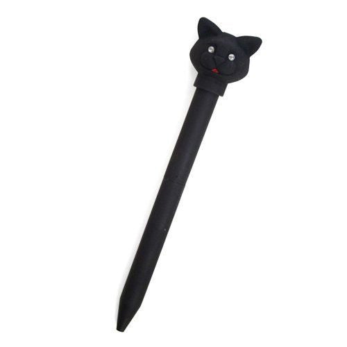 Cat Light Up LED Pen  by Kikkerland