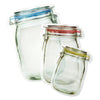 Ziplock Bag Mason Jar  by Kikkerland