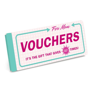 Vouchers for Mom  by Knock Knock - 1