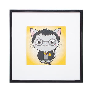 Kumo Kitty Print 9 - The Bots  by The Bots