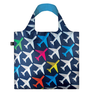 Airplane Tote Bag  by LOQI - 1