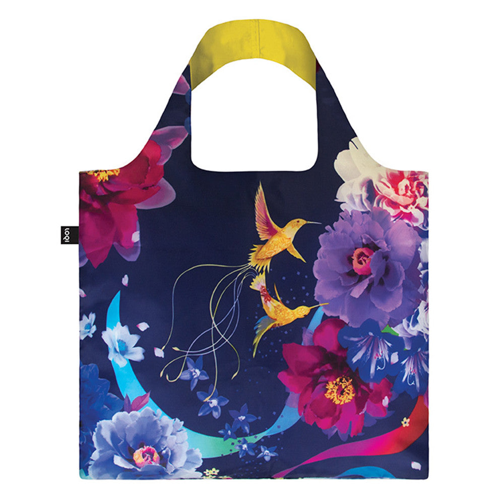 Hummingbirds Tote Bag  by LOQI
