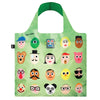 Faces Tote Bag  by LOQI - 2