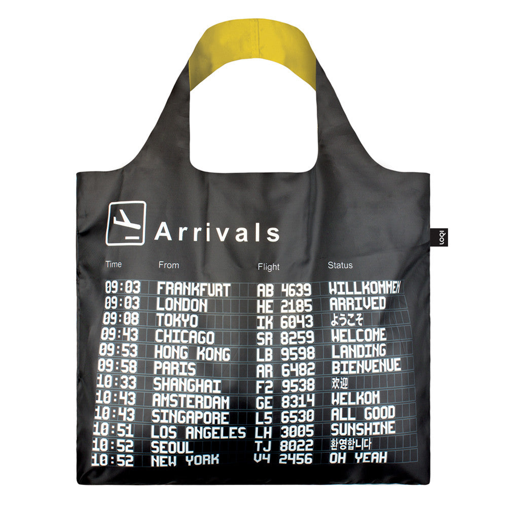 Arrivals Tote Bag  by LOQI - 1