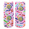 Candy Ankle Socks  by Living Royal