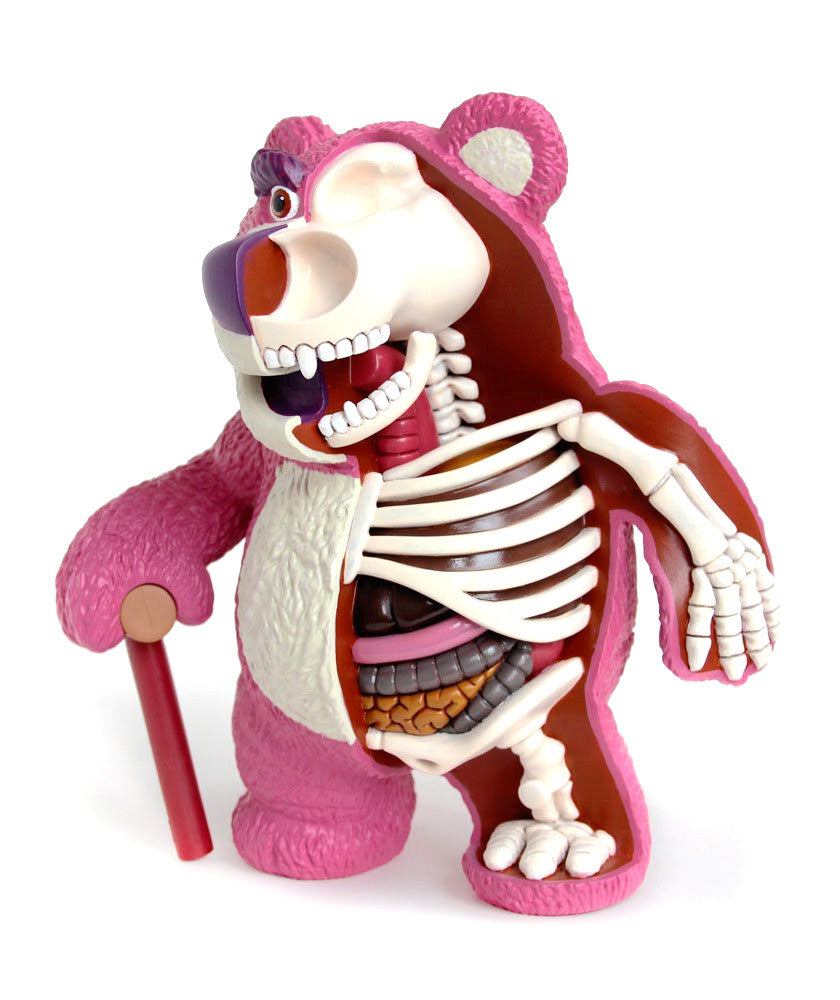 Lotso Huggins - Sculpture  by Jason Freeny