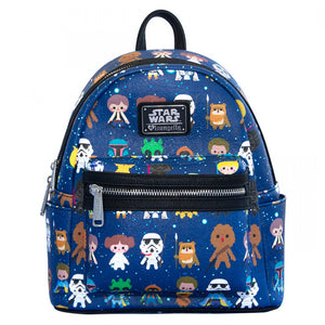 Loungefly x Star Wars Baby Character Mini Backpack