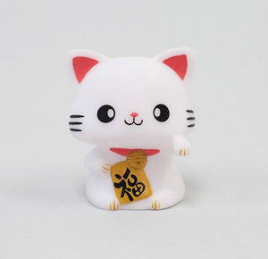 Maneki Neko Lucky Cat Night Light