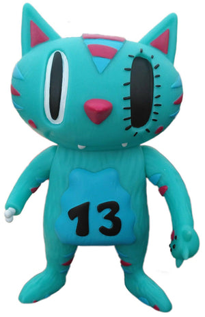 "Vincent Scala Lucky Cat 8"" Vinyl Figure"