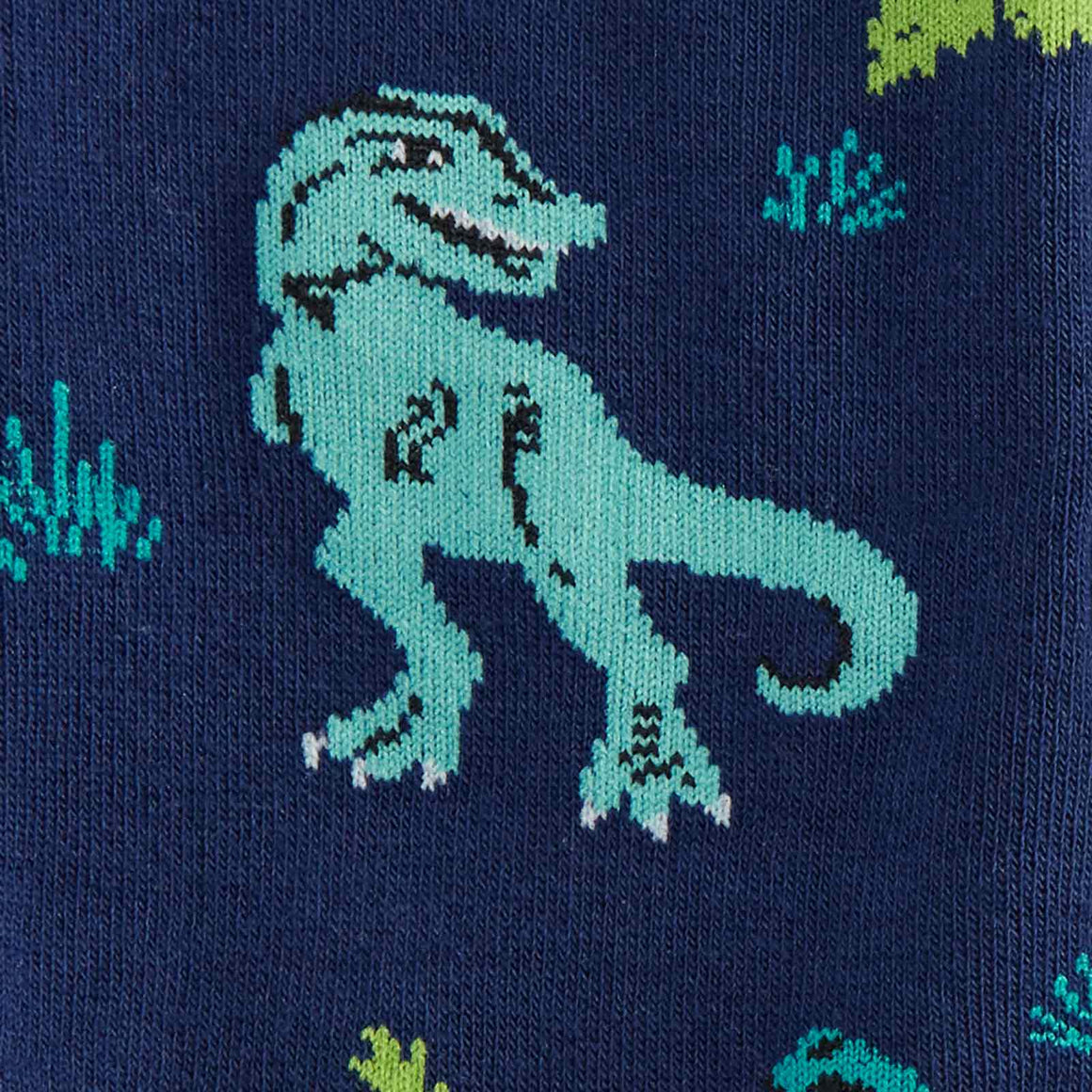 Land of the Dino Men's Crew Socks