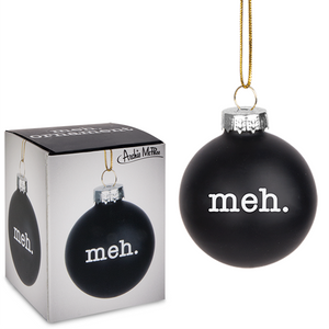 Archee McPhee Ornament - Meh