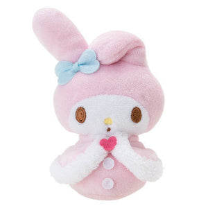 Sanrio Plush Petite Mascot: Winter My Melody