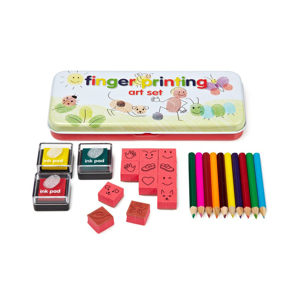 Finger Printing Art Set  by NPW