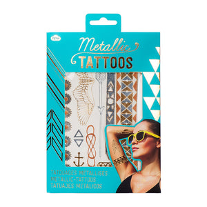 Metallic Gold Temporary Tattoos  by NPW - 1