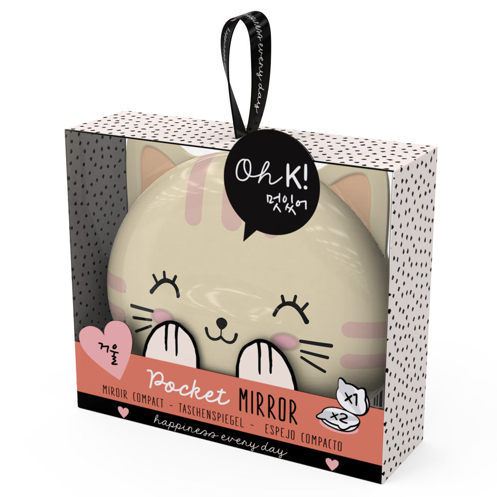 Oh K! Kitty Pocket Mirror by NPW