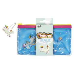 Unicorn Liquid Pencil Case - PIQ