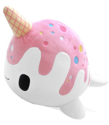 Tasty Peach Nomwhal Vanilla Berry Plush - PIQ