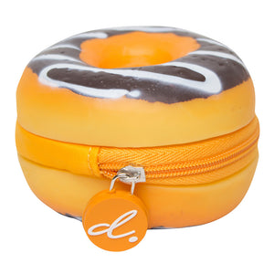 Chocolate Donut Scented Coin Purse