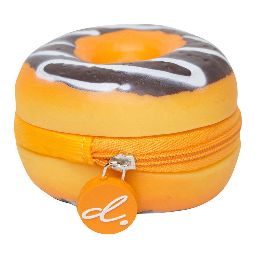 Chocolate Donut Scented Coin Purse - PIQ
