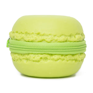 Lime Macaron Scented Coin Purse  by L!Q