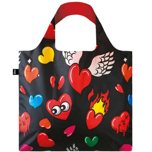 Pop Hearts Tote Bag