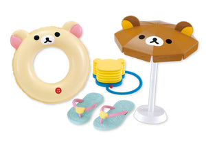 Re-Ment Rilakkuma Beach House