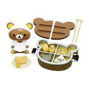 Rilakkuma Diner Blind Box Series By Re-Ment