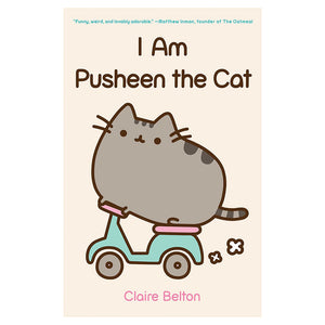 I Am Pusheen The Cat Book by Simon & Schuster